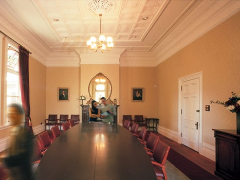 Meeting room at Antrim House