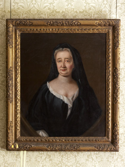 Portrait of Mary Hawkins