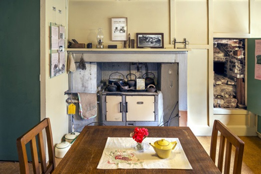 Kitchen at Fyffe House