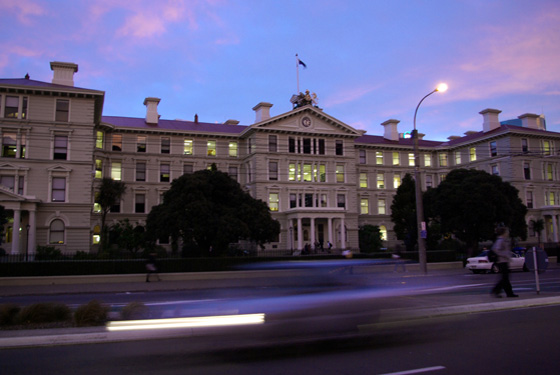 Old Government Buildings, Wellington