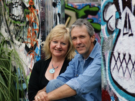 Shellie Morris and Phil Braithwaite