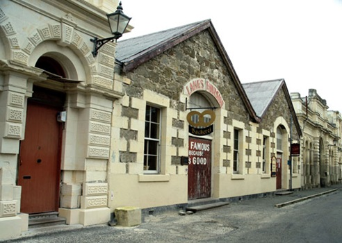 Oamaru Historic Area