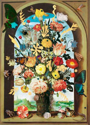 Ode to Ambrosius Bosschaert and Matisse