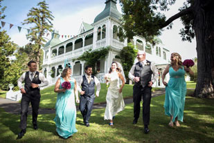 Weddings at Alberton
