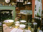 Kitchen at Ewelme Cottage