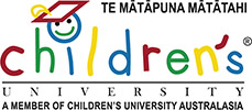 Children's University Australasia logo