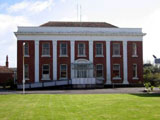 Hawera Hospital Administration block (former)