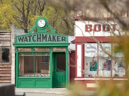 Strong's Watchmakers Shop, Naseby