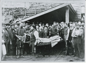 Brunner Mine Disaster 1896