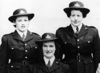 Uniformed Policewomen, 1952