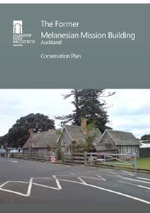 Melanesian Mission Conservation Plan