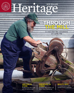 Heritage New Zealand, Autumn 2020 issue