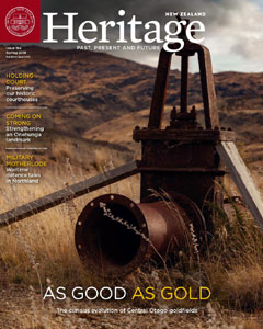 Heritage New Zealand, Spring 2019 issue