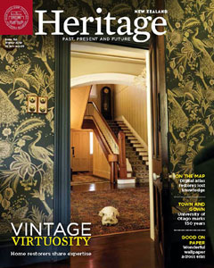 Heritage New Zealand, Winter 2019 issue