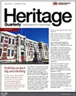 Heritage Quarterly, Summer 2020 issue
