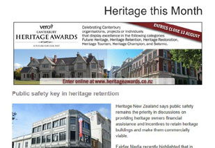 Heritage This Month