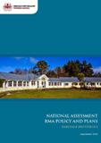 National assessment of RMA policies and plans 2016