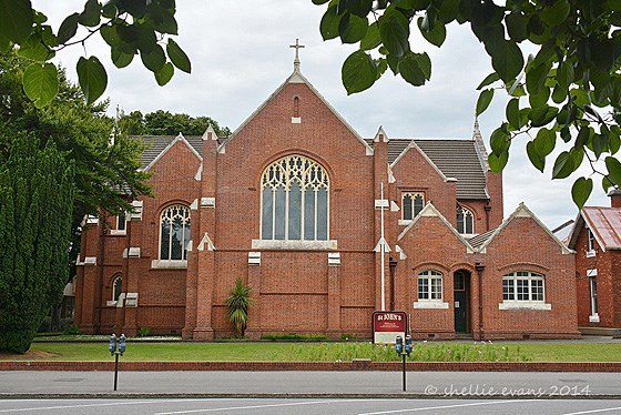 Image result for St John The Divine Invercargill Anglican