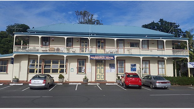 Search the List | Mangonui Hotel | Heritage New Zealand