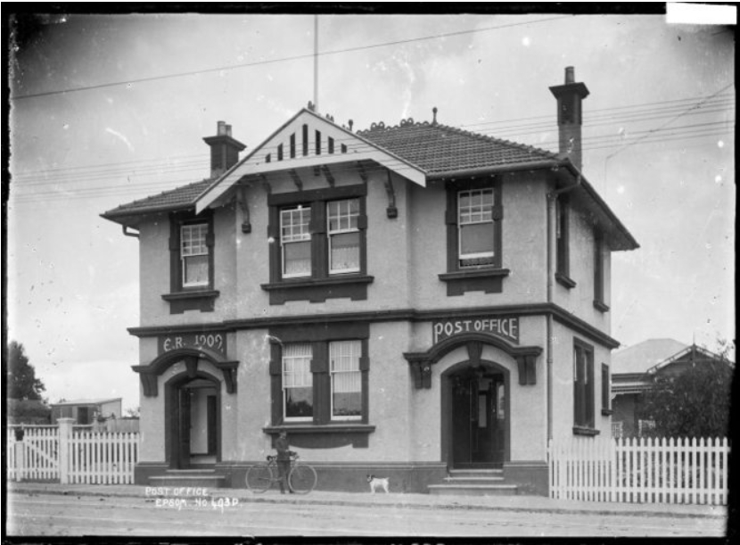 Price, William Archer, 1866 1948 :Collection Of Post Card Negatives. Ref:  1/2 001161. Alexander Turnbull Library, Wellington, New Zealand. ...