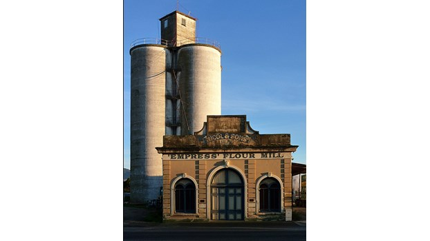 Search the List | Waimate Grain Silos | Heritage New Zealand