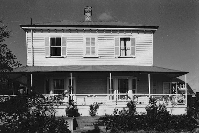 search the list burrows house heritage new zealand
