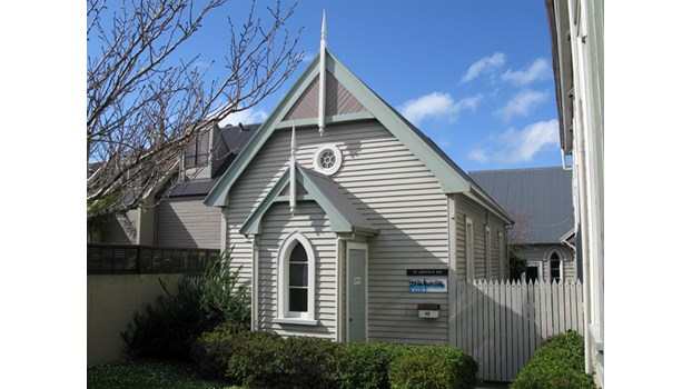 Search the List | Ponsonby Baptist Church | Heritage New Zealand