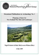 New Zealand War Sites and Landscapes
